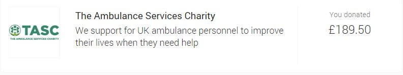 Ambulance Services Charity